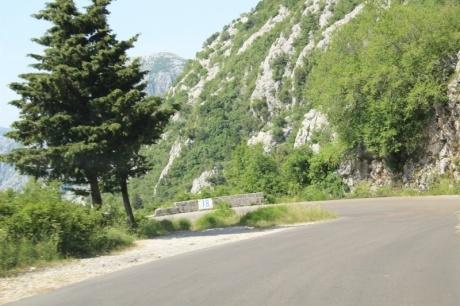По Черногории всей семьей на арендованном авто без номеров (часть 2)