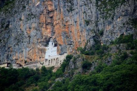 По Черногории всей семьей на арендованном авто без номеров (часть 5)