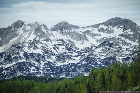 Slovenija. Триглавский Национальный Парк. Часть 2-я