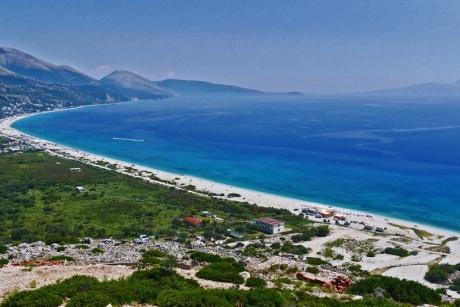 Албания на арендованном авто от Саранда до Влёра