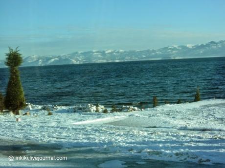 Албания зимой