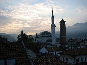 Мусульманское государство в центре Европы - Албания.