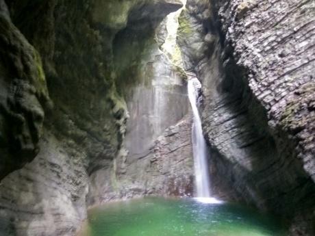Прогулка к водопаду Kozjak